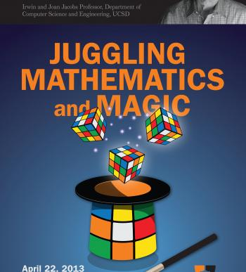 Juggling Mathematics and Magic Poster